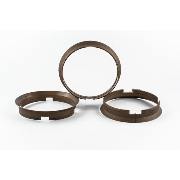 4 Zentrierringe 76,9mm auf 74,1mm Kunststoff