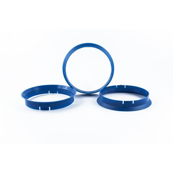 4 Zentrierringe 76,0mm auf 74,1mm Kunststoff