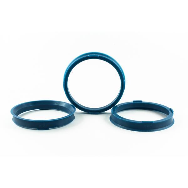 4 Zentrierringe 73,1mm auf 64,1mm Kunststoff