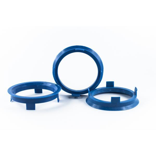 4 Zentrierringe 70,1mm auf 59,6mm Kunststoff