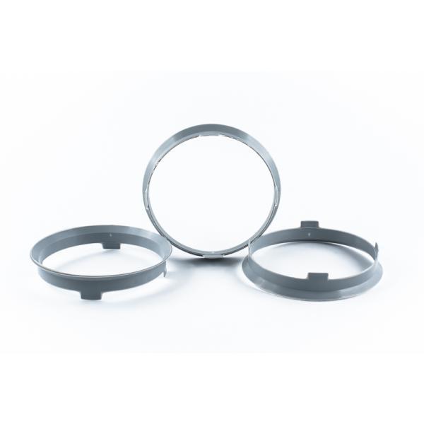4 Zentrierringe 67,0mm auf versch. Größen Kunststoff