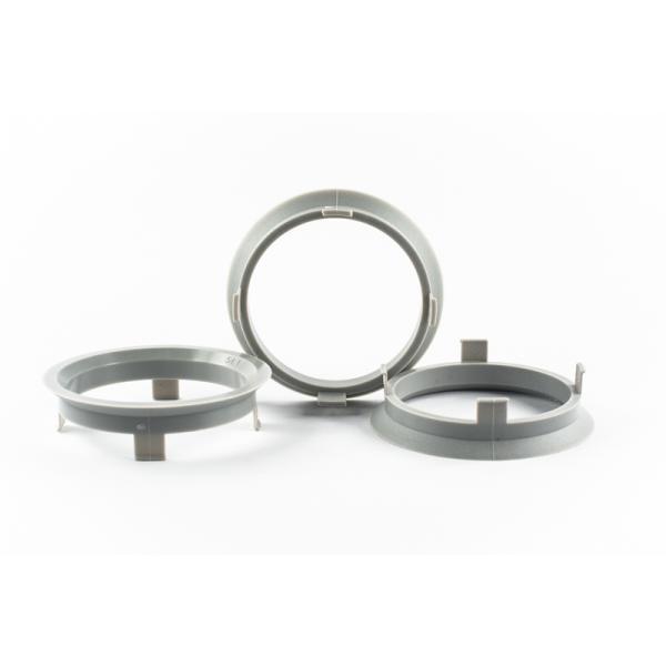 4 Zentrierringe 60,1mm auf 54,1mm Kunststoff