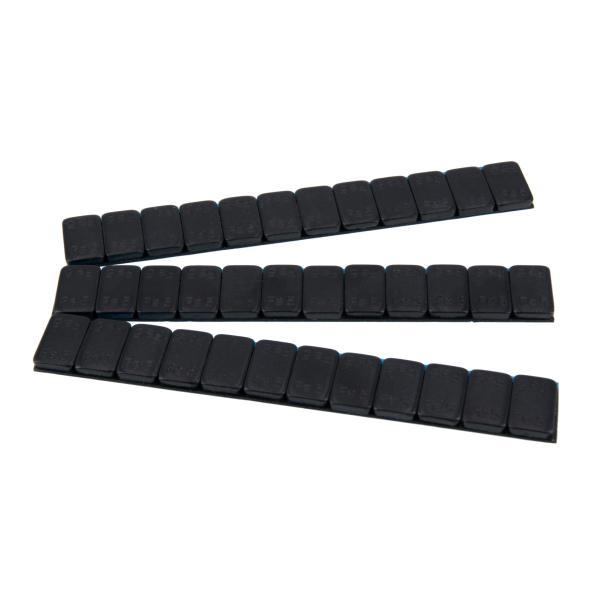 Levando Auswuchtgewichte Riegel 12x5g schwarz